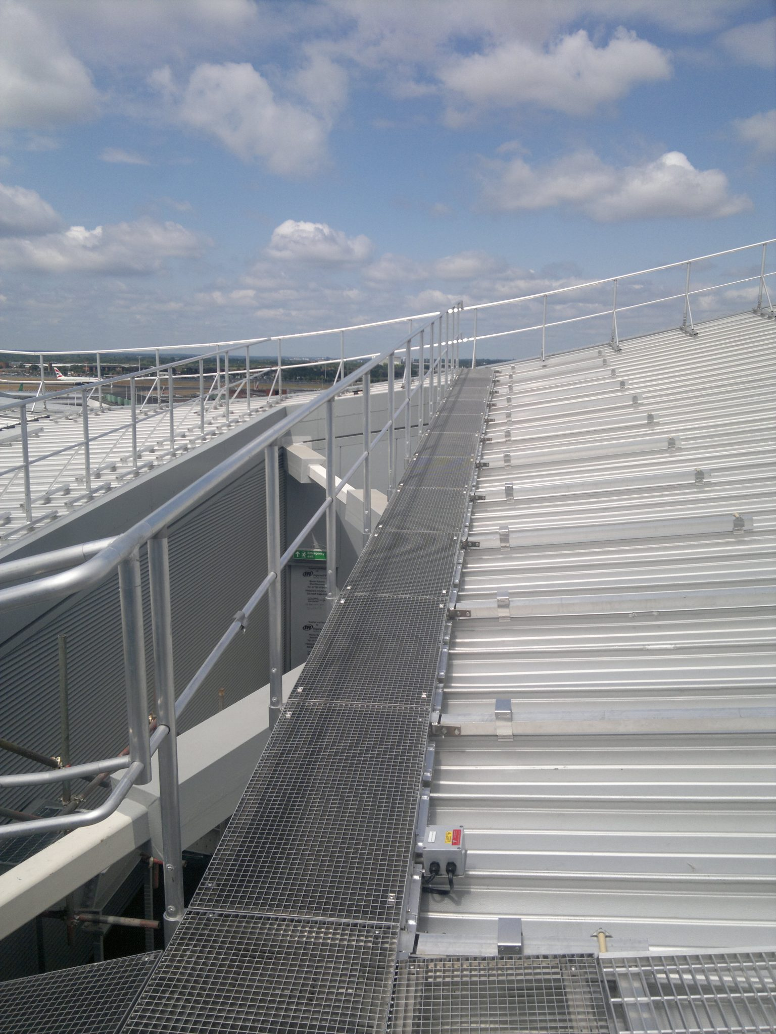 Walkway Systems Eurosafe Solutions