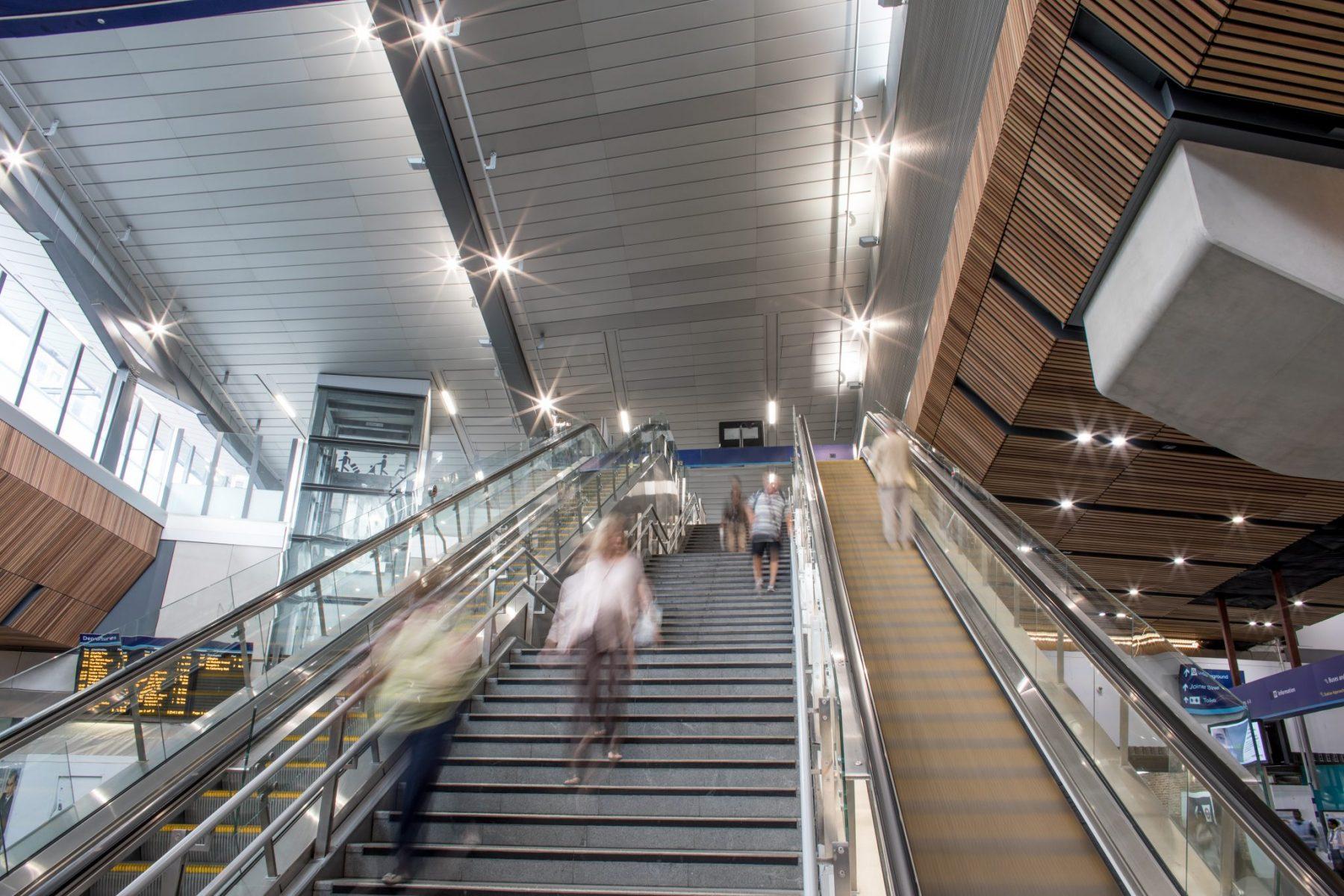 London Bridge Station Case Study Fall Protection