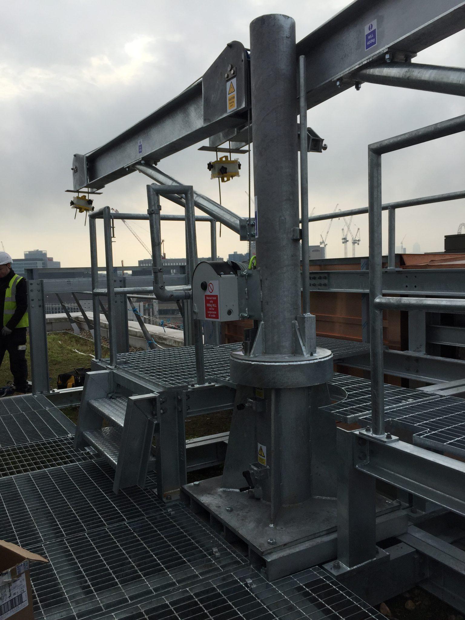 Davit System Test Amp Inspection Eurosafe Solutions