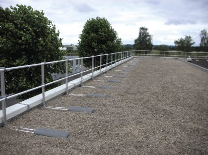 Versirail guardrail