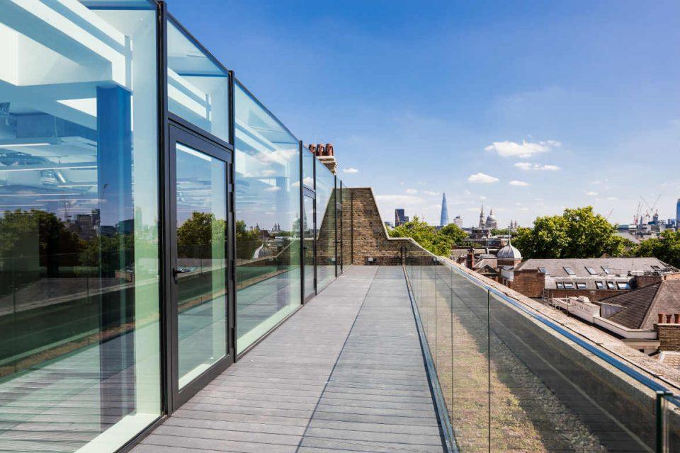 Glass Balustrade, Glazing, Guardrail